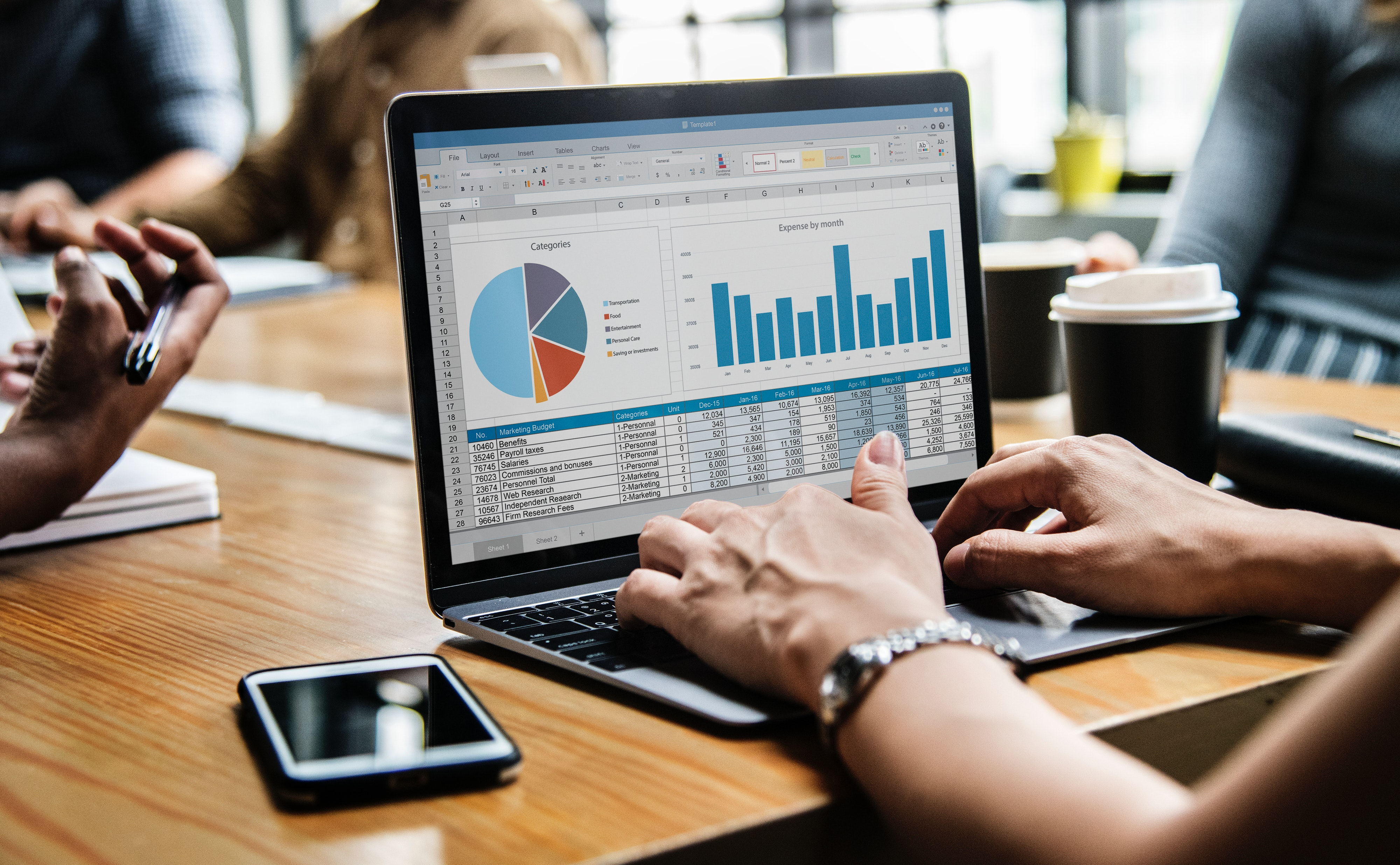 statistics-stock
