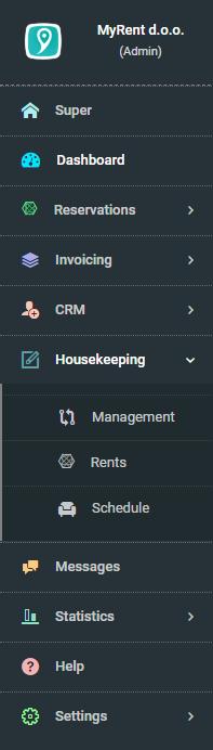 myrent_menu_screen_cap_housekeeping